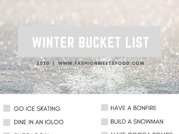 2020 Winter Bucket List