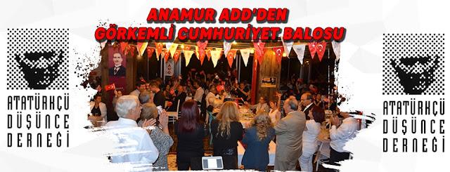 MANŞET, Anamur Son Dakika, Anamur Haber, ADD,