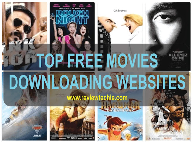 TOP FREE MOVIES DOWNLOAD SITES TO DOWNLOAD FULL HD MOVIES