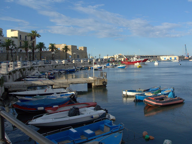 port Bari, co warto zobaczyć, Apulia