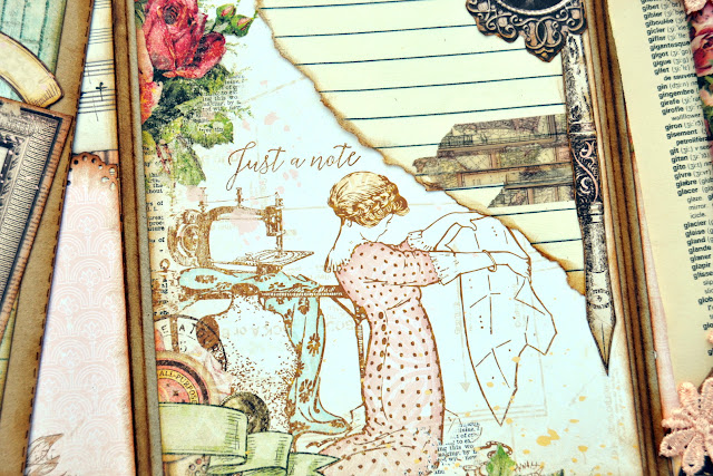 Family Heirlooms_Vintage Envelope Folio_Denise_19 Feb 06