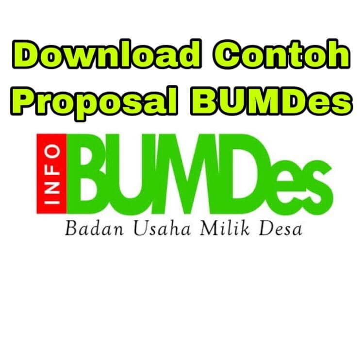 Download Contoh Format Proposal BUMDes Lengkap Download Contoh Format Proposal BUMDes Lengkap