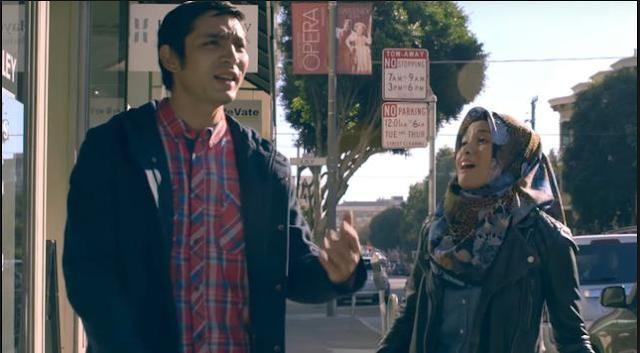 Film yang Melompati Jaman, Bulan Terbelah di Langit Amerika 2