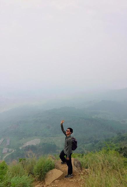 Spot epik di Gunung Batu Jonggol