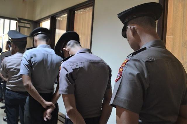 Polisi yang Lepas Tembakan di Demo Mahasiswa Kendari Ditahan 21 Hari