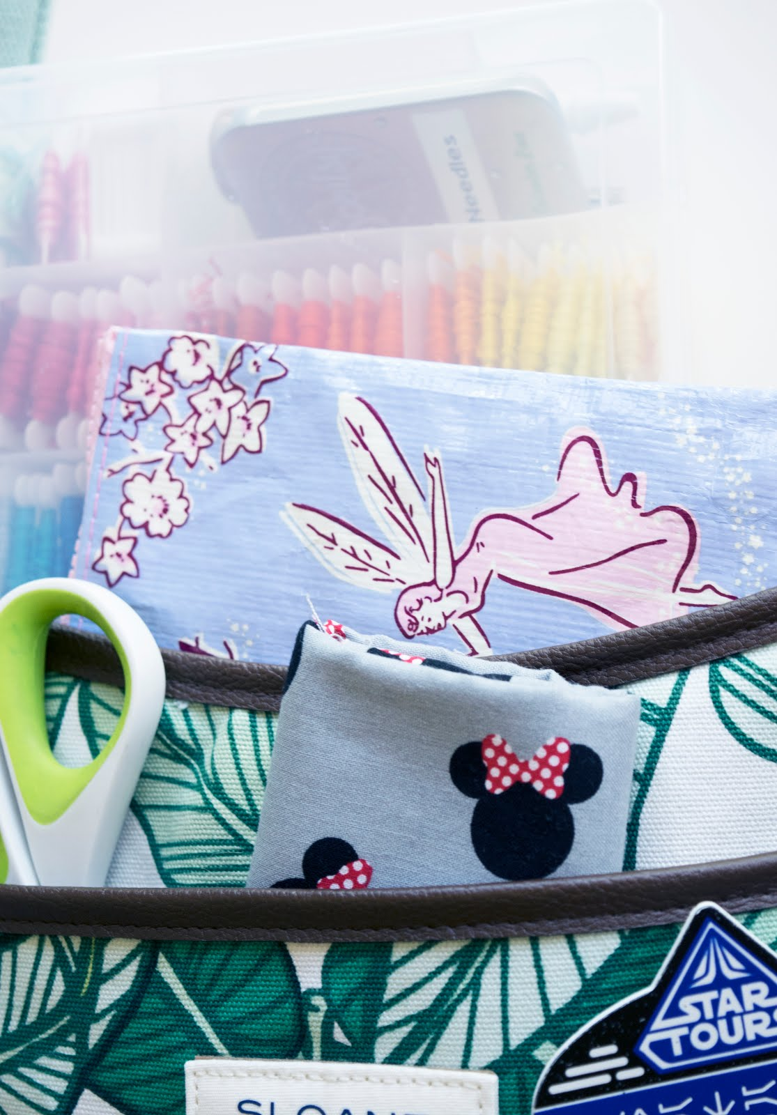 Embroidery On The Go – ariel & alder