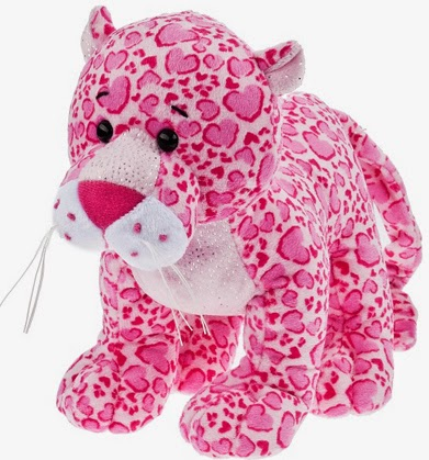 Valentine Edition: Lovely Leopard