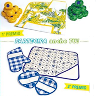 Logo Punto Croce : come vincere gomitoli e gadget con Edizioni EMA