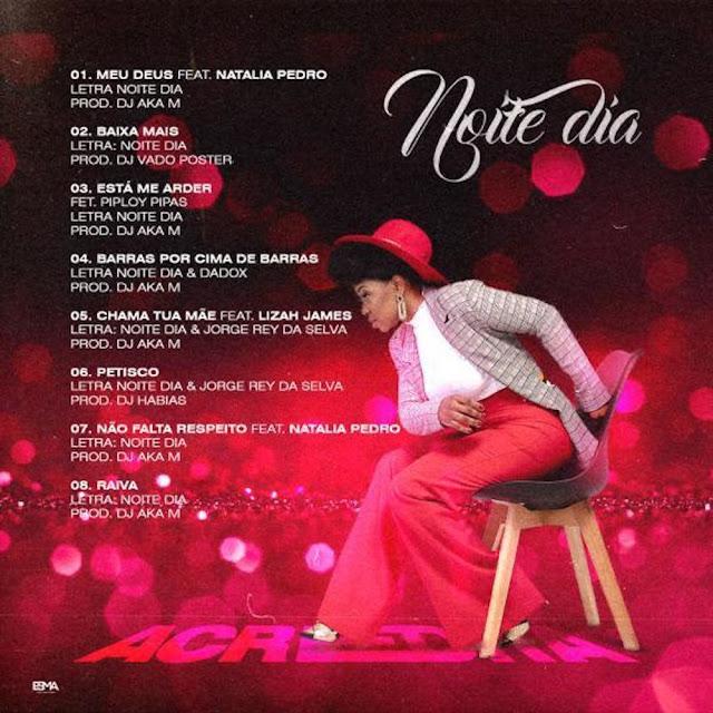Noite Dia ft Natalia Pedro - Meu Deus (Louvor)
