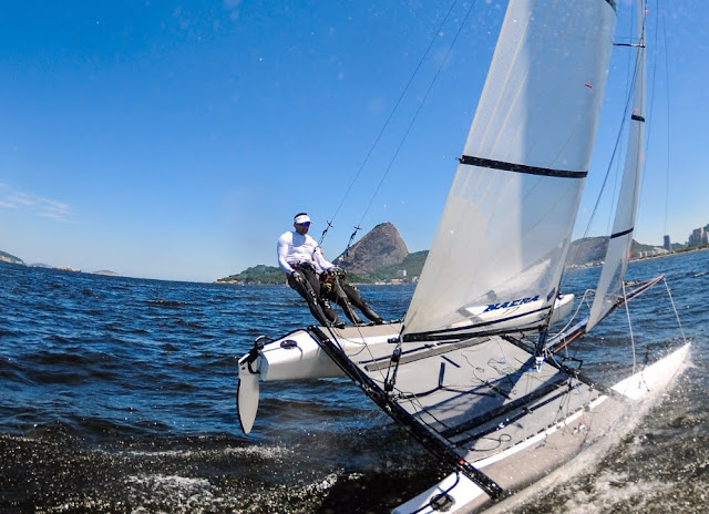 Olympic 2016 Sailing Live Streaming