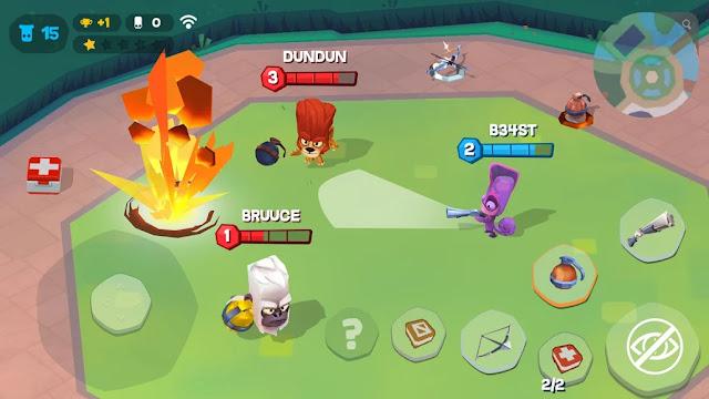 Screenshot Zooba