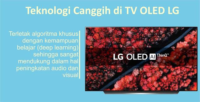 Inovasi LG di OLED TV, Teknologi Ai Hingga Prosesor Terbaru
