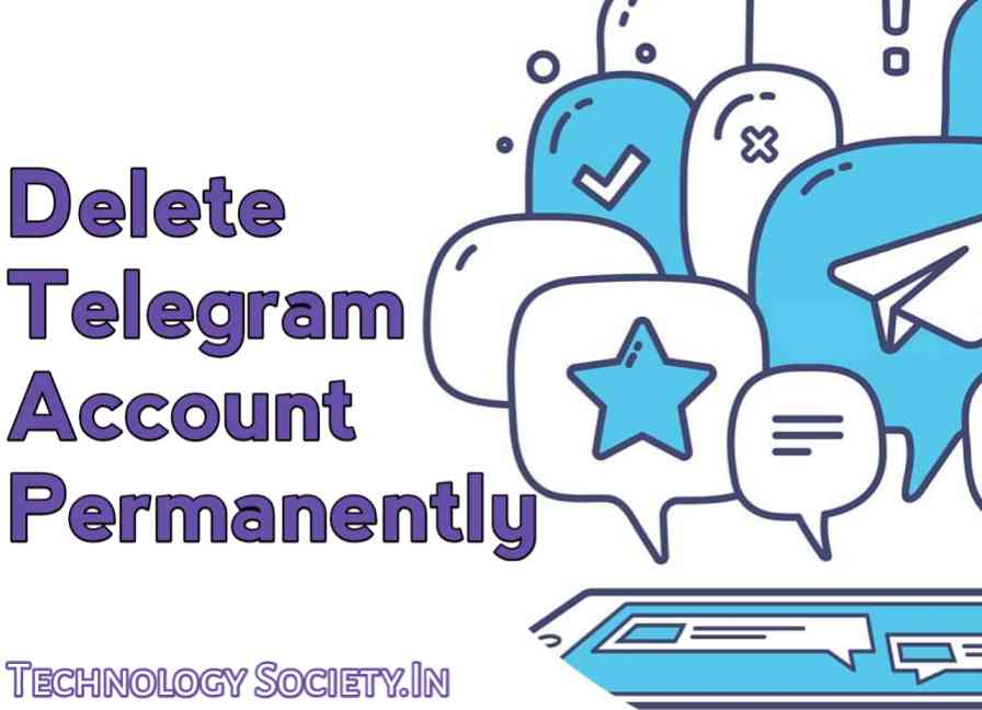 How to Delete Telegram Account On Mobile, PC and Laptop (2020)