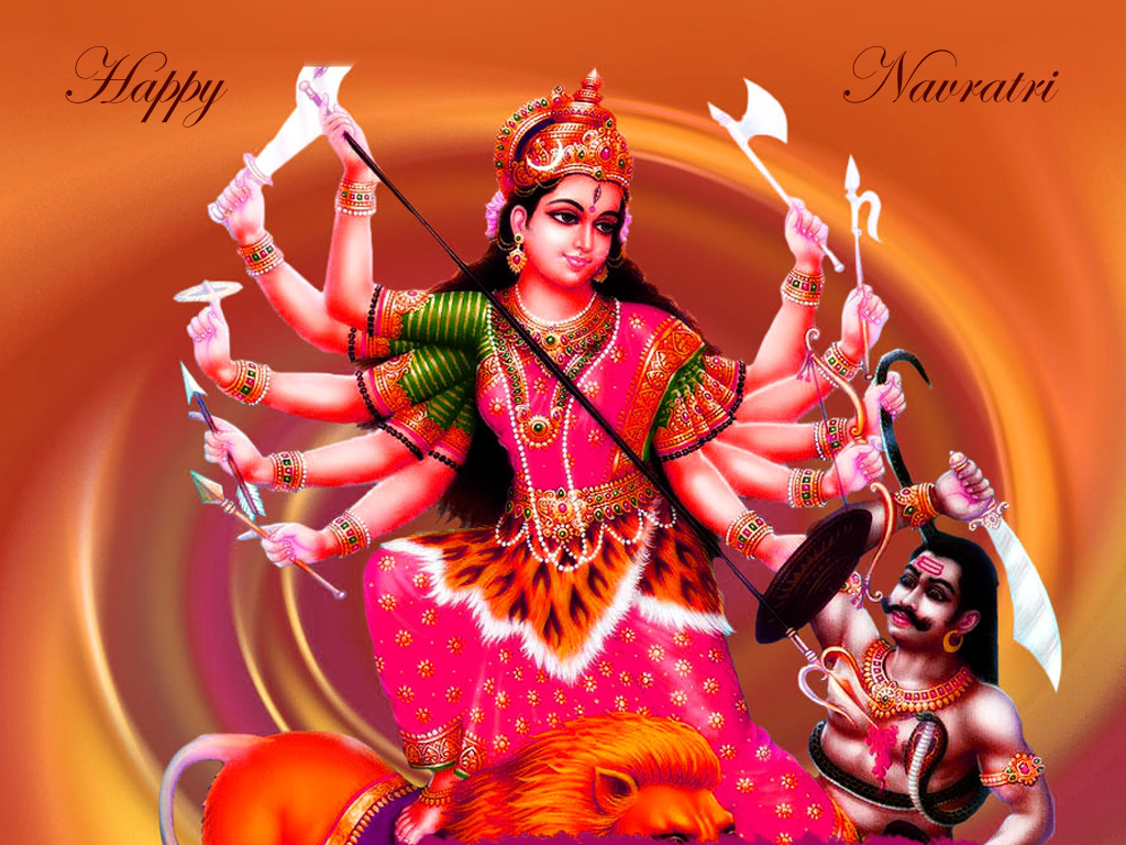 Durga Puja Hd Wallpaper: Wallpaper: Jai Mata Di Wallpaper 2010