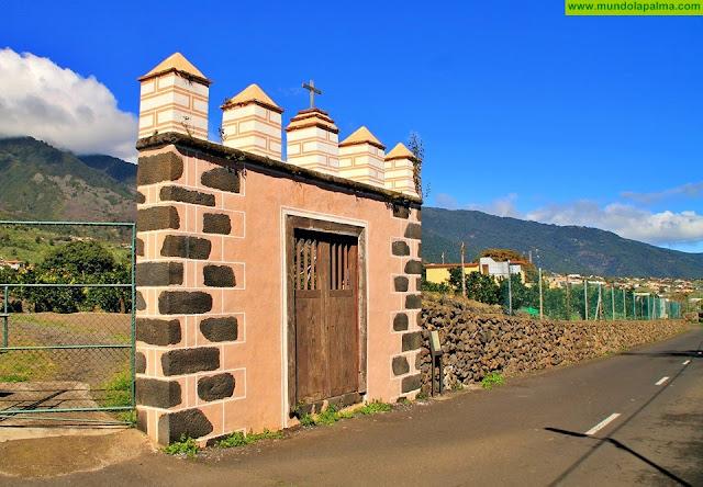 El portón de 5 almenas de Breña Alta, un tesoro único en Canarias