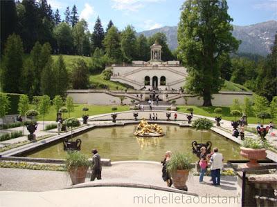 Castelo Linderhof, Alemanha