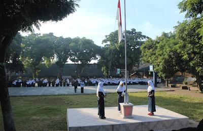 Pedoman Pelaksanaan Upacara Bendera di Sekolah