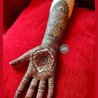 mehandi design new 2021