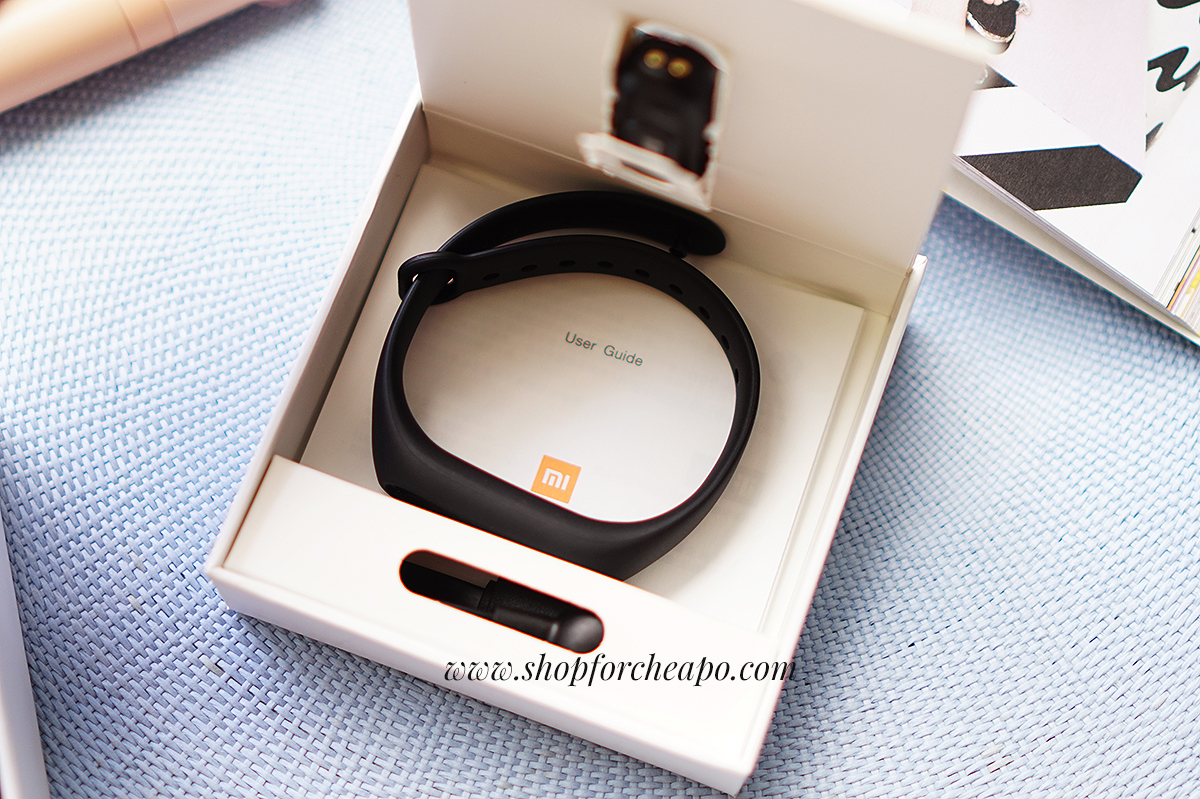 review xiaomi mi band 2