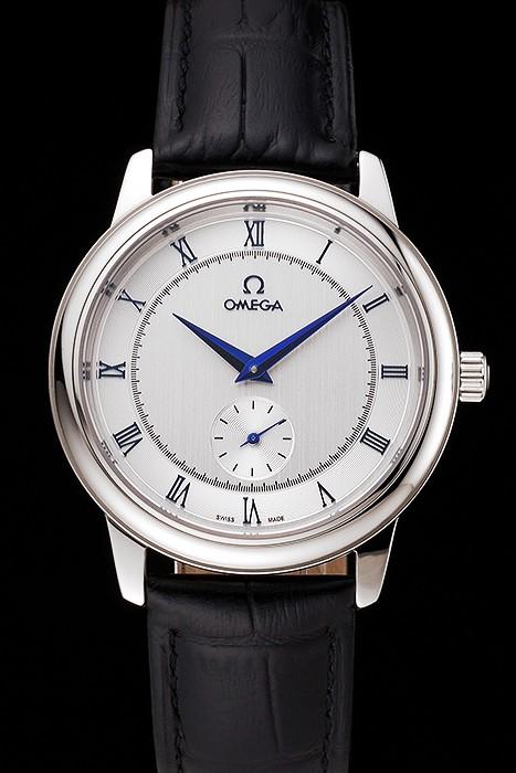 aef8f2cd115 The Replica Omega deville prestige watch review