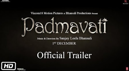 Poster Of Padmavati 2017 Watch Online Free Download