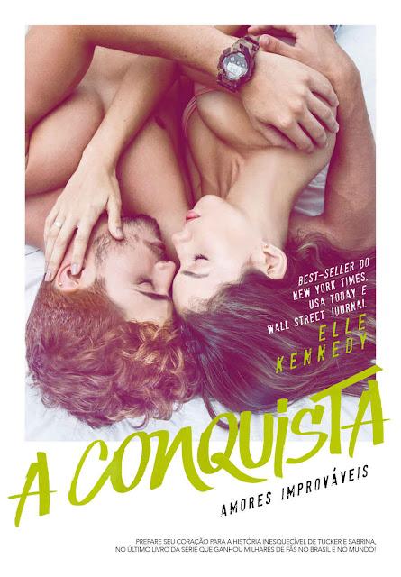 A conquista - Elle Kennedy