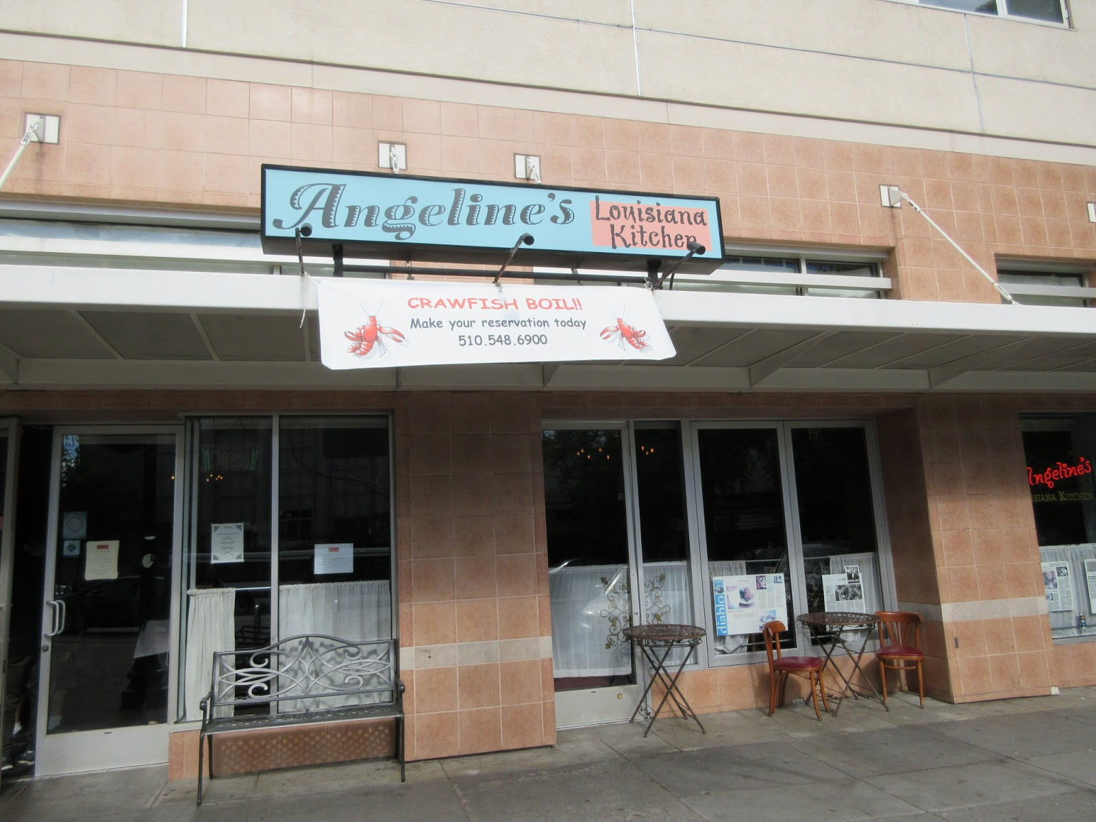 berkeley angelines louisiana kitchen - Angelines Louisiana Kitchen