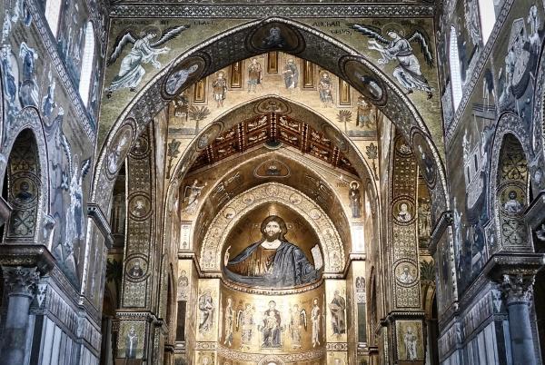 Monreale-Duomo-Palermo