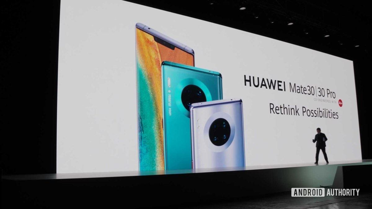 هواوي تكشف رسميا عن هاتف Huawei Mate 30 ... إليك كل مقومات الجهاز و خصائصه