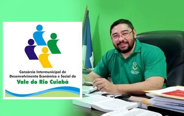 Prefeito João Balbino esclarece matéria sobre Consórcio do Vale do Rio Cuiabá