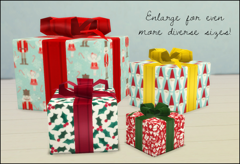 My Sims 4 Blog: Christmas Decor By Martine