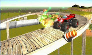Download Game Offroad Derby Monster Truk Android