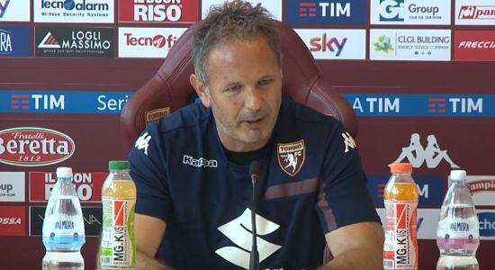 """Conferenza Mihajlovic TORINO ROMA: """"Ljajic convocato ma... Baselli deve tirare fuori le palle. Maxi sta dimagrendo. Totti ha esordito per merito mio.."""""""