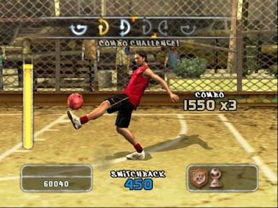 FIFA Street 2 (PS2) 2007