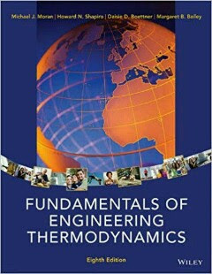 Fundamentals of thermodynamics 8th edition pdf