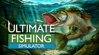 Ultimate Fishing Simulator APK MOD