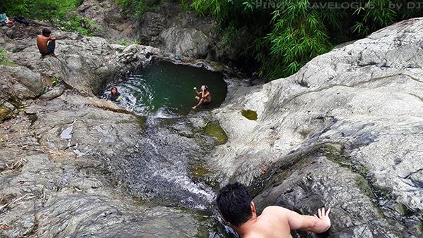 Kawa Falls at Nasugbu, Batangas