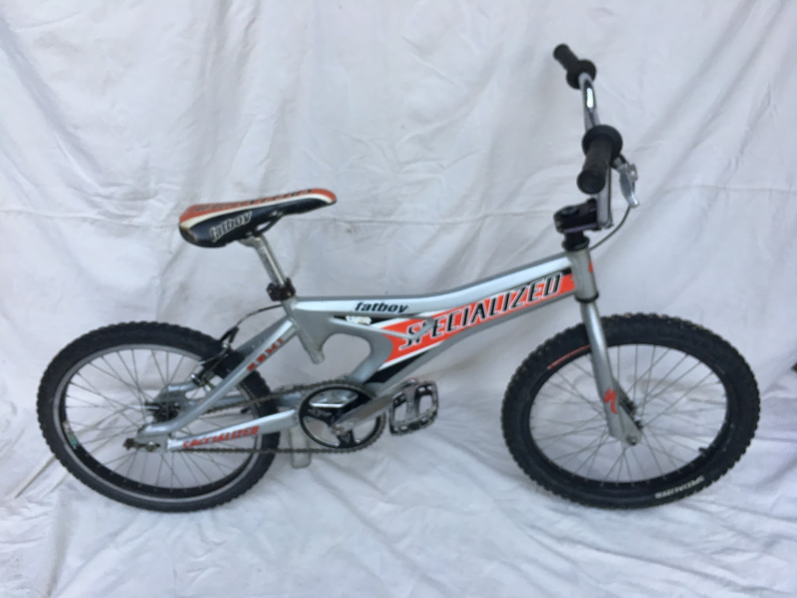 1999 Specialized Hemi Comp XL Fatboy BMX-SOLD | The Whistle
