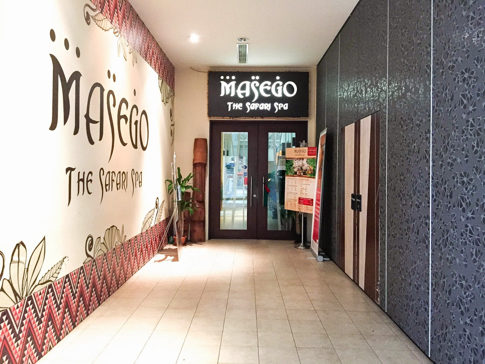 Masego Singapore Entrance and review