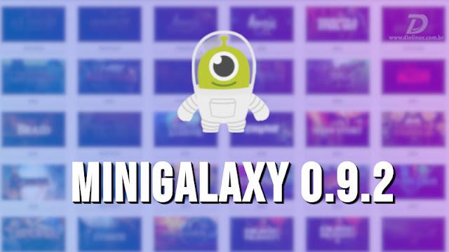 Minigalaxy, um cliente Linux gratuito e open source para GOG