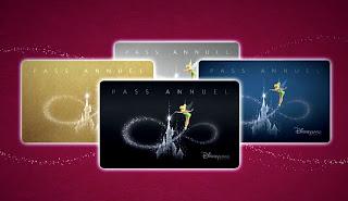 Disney Pass Annuels