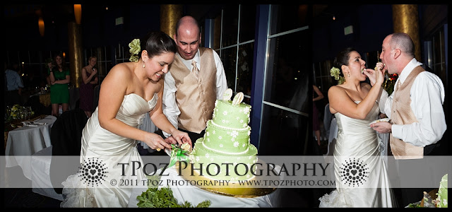 Pier Five Hotel Harbor Club Reception Wedding Photography Baltimore