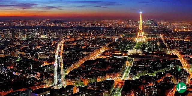 هل تعرف, ما هي أهم المعالم السياحية في باريس؟