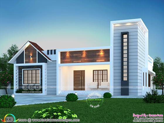 November 2020 Kerala home design