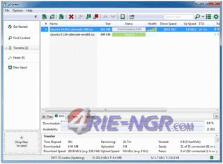 uTorrent 3.4.8 Build 42449 Final Stable Terbaru Gratis