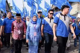 #GE14 : Make full use of Nancy's good federal relations, Batang Sadong folk advised
