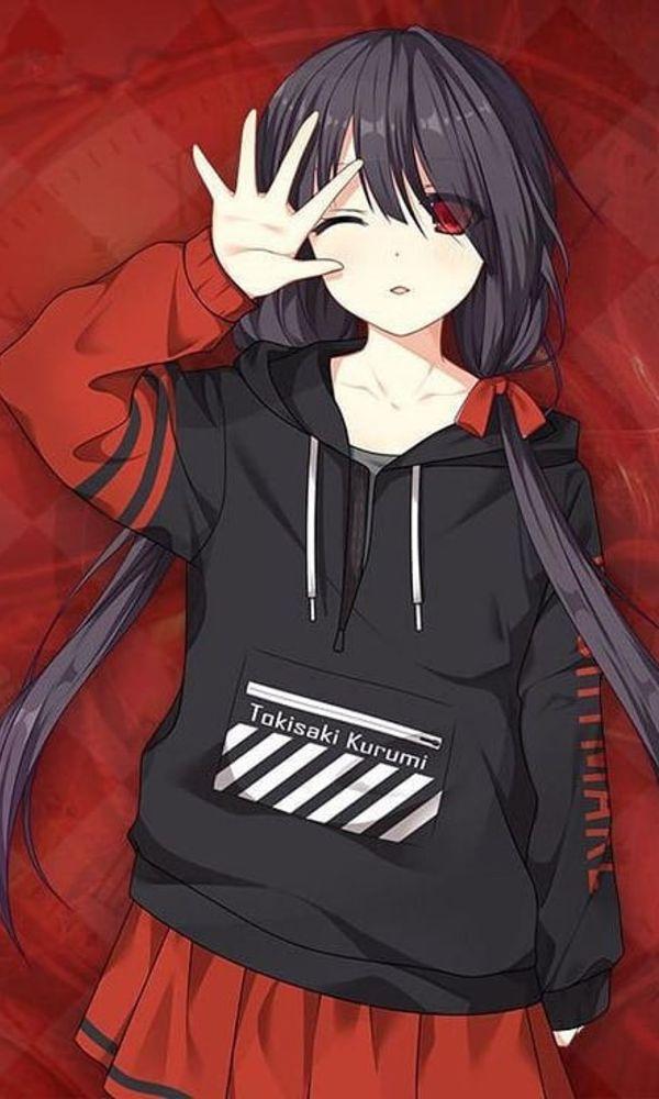 Hình Nền điện Thoại Anime Nữ