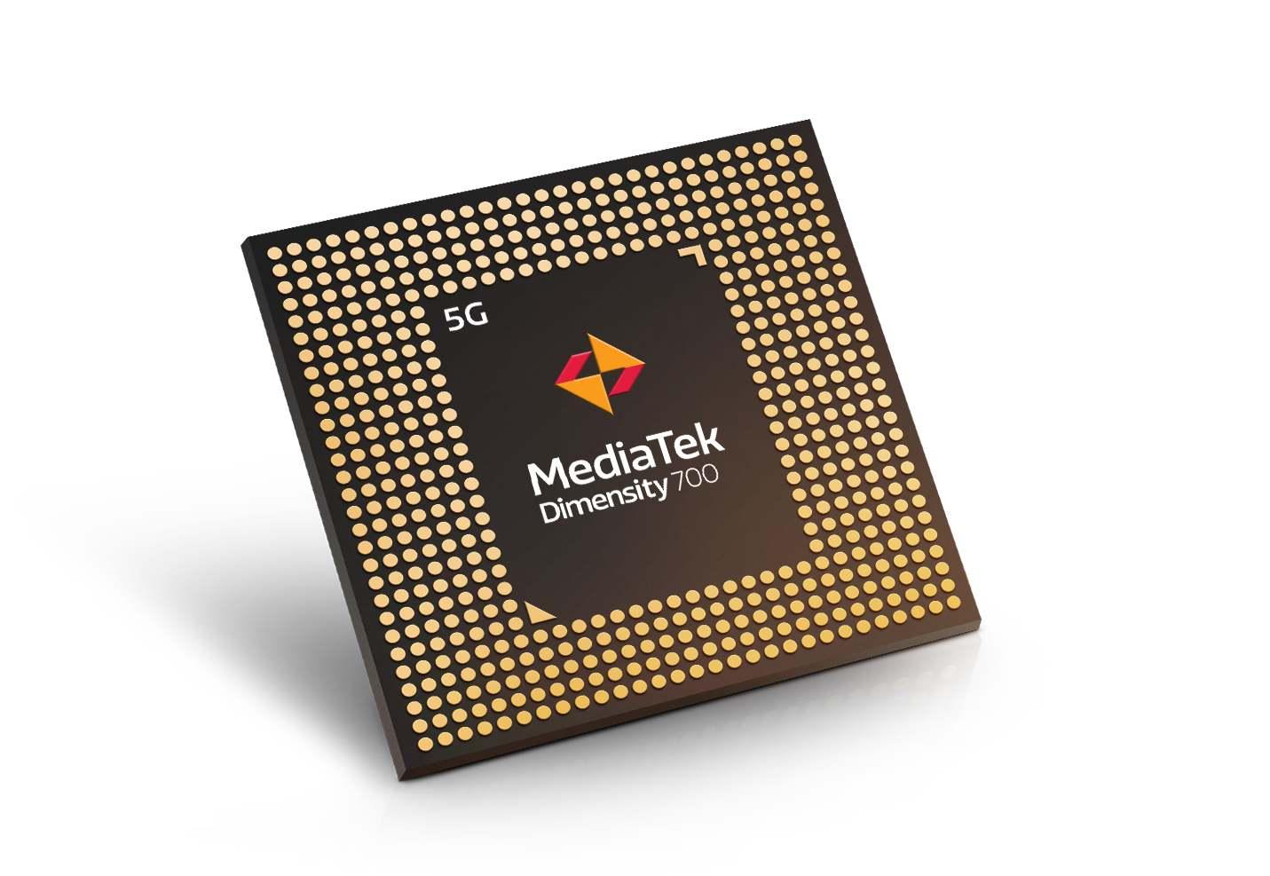 MediaTek Dimensity 700 Diluncurkan, Chipset 5G untuk Smartphone Menengah