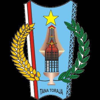 Logo Kabupaten Tana Toraja PNG