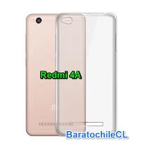 Protector Transparente Redmi 4A  Chile